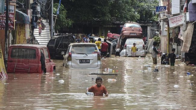 Daftar Wilayah Pemadaman Listrik di Jabodetabek Akibat Banjir