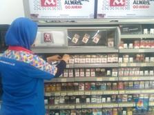 Harga Rokok Naik, Saham GGRM & HMSP Diborong Investor