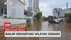 VIDEO: Banjir Kepung Wilayah Kemang