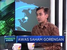 Jokowi Sentil Saham Gorengan, Ini Saran Bagi Investor