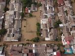 Melihat Lagi Saat Banjir Kepung Ciledug Indah