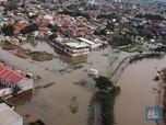Penampakan Banjir Hebat Awal 2020, Dari Bekasi Hingga Lebak
