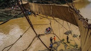 Gubernur Banten Tetapkan Status Tanggap Darurat Banjir