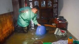 Cara Membersihkan Rumah Agar Sehat Usai Diterjang Banjir