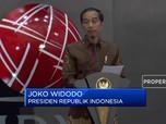 Duh! Jokowi Tahu Ada Saham Digoreng dari Rp 100 jadi Rp 4.000