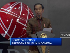 Jokowi: Bursa Harus Bersih dari Saham Gorengan
