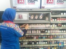 Cukai Naik 1 Januari, Tak Semua Pedagang Naikkan Harga Rokok
