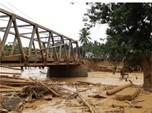 Lebih Parah dari DKI, Ini Suasana Lebak yang Dihantam Banjir