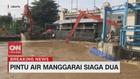 VIDEO: Pintu Air Manggarai Kini Siaga Dua