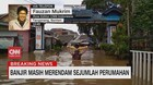 VIDEO: Banjir Masih Merendam Perumahan di Ciledug
