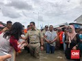 Banjir, Anies Tak Mau Salahkan Pembangunan Infrastruktur