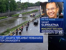 Jakarta Dikepung Banjir, Kata Pengamat Tata Kota Ini Sebabnya