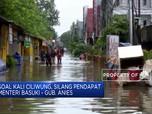 Duh! Anies-Basuki Beda Pendapat Soal Penyebab Banjir Jakarta