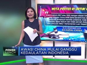 Awas! China Mulai Ganggu Kedaulatan Indonesia
