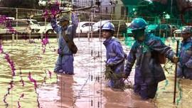Banjir Jabodetabek, Jakarta Lumpuh!