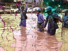 Orang Terkaya RI Sebut Banjir di Era Anies Lebih Cepat Surut