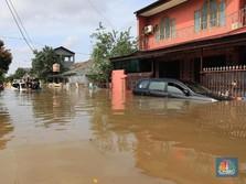 Korban Banjir Jabodetabek Bertambah, Total 30 Orang Meninggal