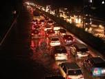 Kereta Cepat Biang Kerok Banjir di Tol Japek, Ini Kata KCIC