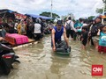 Kemenag Tak Jamin Beri Tunjangan Banjir untuk Guru Madrasah