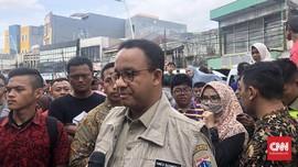 Anies Ogah Respons Hujatan Soal Banjir dan Formula E
