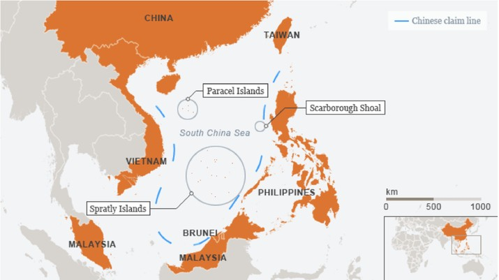 Indonesia kembali menegaskan menolak kalim China di ZEE RI