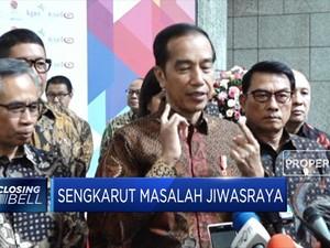 Jokowi: Butuh Proses Panjang Untuk Selesaikan Jiwasraya
