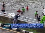 Ini Jumlah Kerugian Akibat Banjir Jakarta