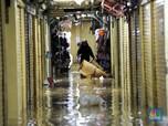 Banjir Masih Melanda, Listrik Sebagian DKI-Banten Padam