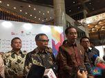 Pernyataan Lengkap Jokowi Berantas 'Penggoreng' Pasar Saham