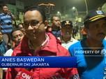 Banjir Kepung Ibu Kota, Ini Jawaban Anies Baswedan