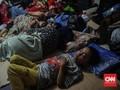 1.424 Warga Pengadegan Mengungsi Akibat Banjir