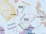 Berani! RI Resmi Tolak Klaim China di Laut China Selatan