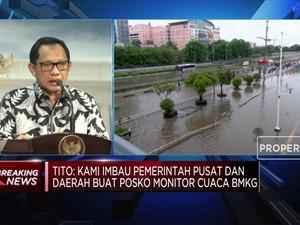 Tito Karnavian: Pemerintah Siapkan Rencana Kontinjensi Banjir