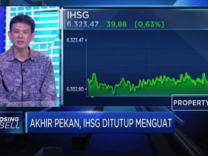 Analisis Penguatan IHSG Akhir Pekan yang Tembus Level 6.300