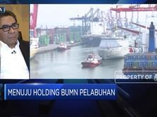 Pelindo II Dukung Rencana Holding BUMN Pelabuhan