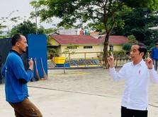 Jokowi : 'Hantu' CAD Pergi, Kita Merdeka!