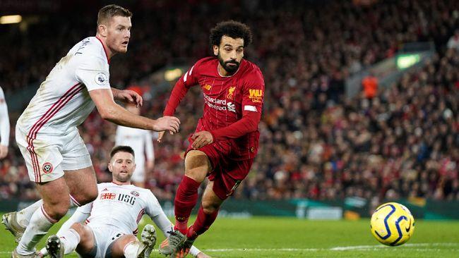 Shrewsbury vs Liverpool: Mourinho dan Kenangan Buruk Salah