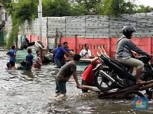 Sektor Ritel Paling Hancur Lebur Dilibas Banjir Jakarta