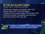 Kemenlu Protes Klaim Historis China atas ZEE RI