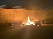 Serangan Udara Lanjutan AS di Baghdad: 6 Orang Tewas