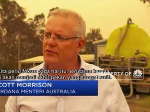 Kebakaran Australia Bikin Heboh, Warga Ngamuk Donk