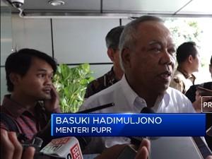 Atasi Banjir, Menteri Basuki Jelaskan Strategi Kemen PUPR