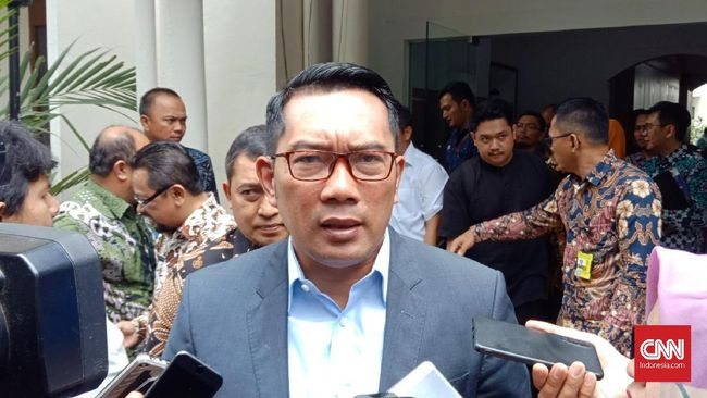 Gubernur Jabar Tetapkan 5 Daerah Tanggap Darurat Banjir