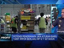 DJBC: Barang Impor Tidak Kena Tarif Mayoritas dari China