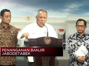 Menteri PUPR: Kami Siapkan Masterplan Penanggulangan Banjir