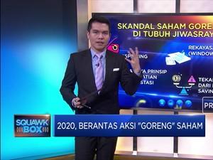2020, Berantas Aksi