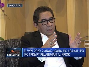 Pelindo II Siap Antar 2 Anak Usaha Untuk IPO
