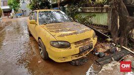 BNPB: Banjir Jakarta Belum Ditetapkan Jadi Bencana Nasional