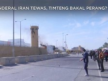 Jenderal Iran Tewas, Timteng Bakal Perang?