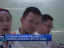 2 Anak Usaha Pelindo II akan IPO pada 2020